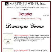 Decanter Juin 2011